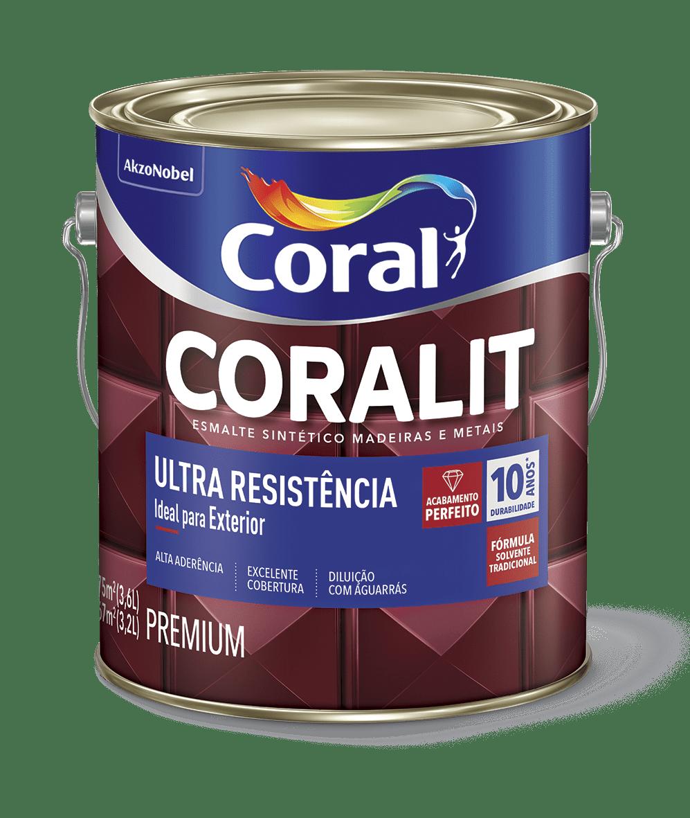 CORALIT ULTRA RESISTÊNCIA
