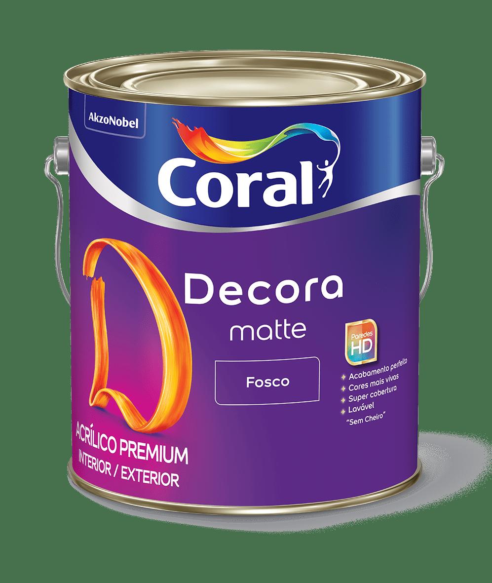 DECORA MATTE FOSCO